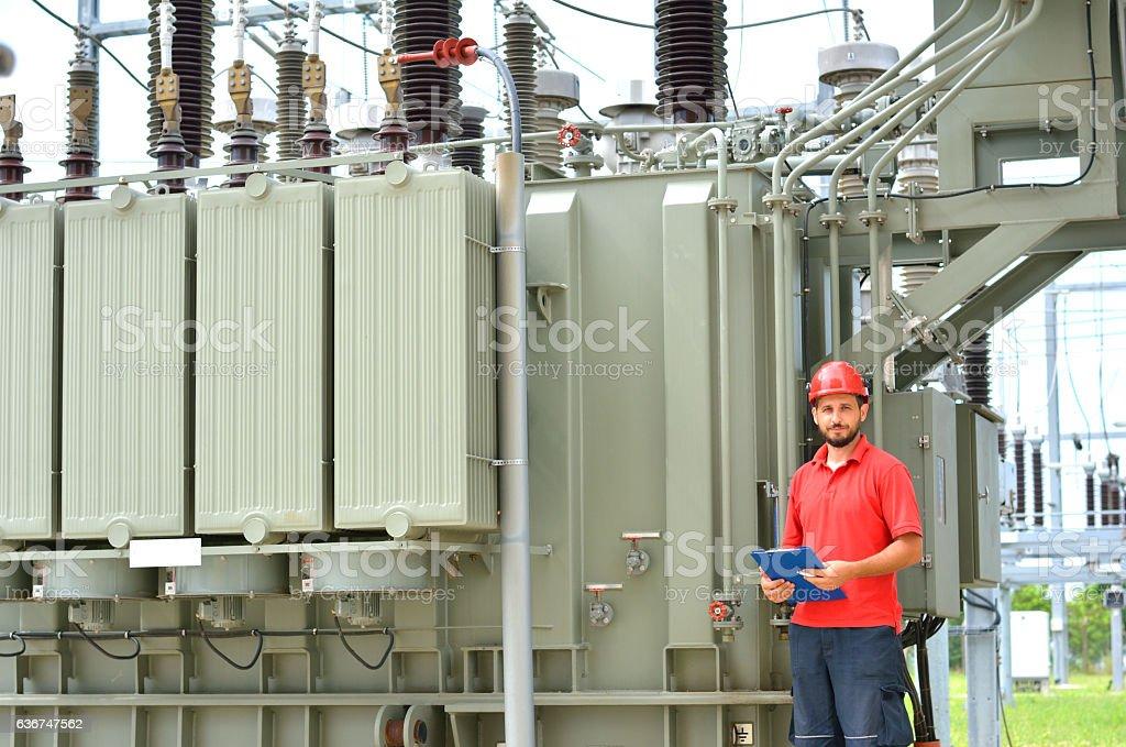 Best High Voltage Transformer Stock Photos, Pictures ...