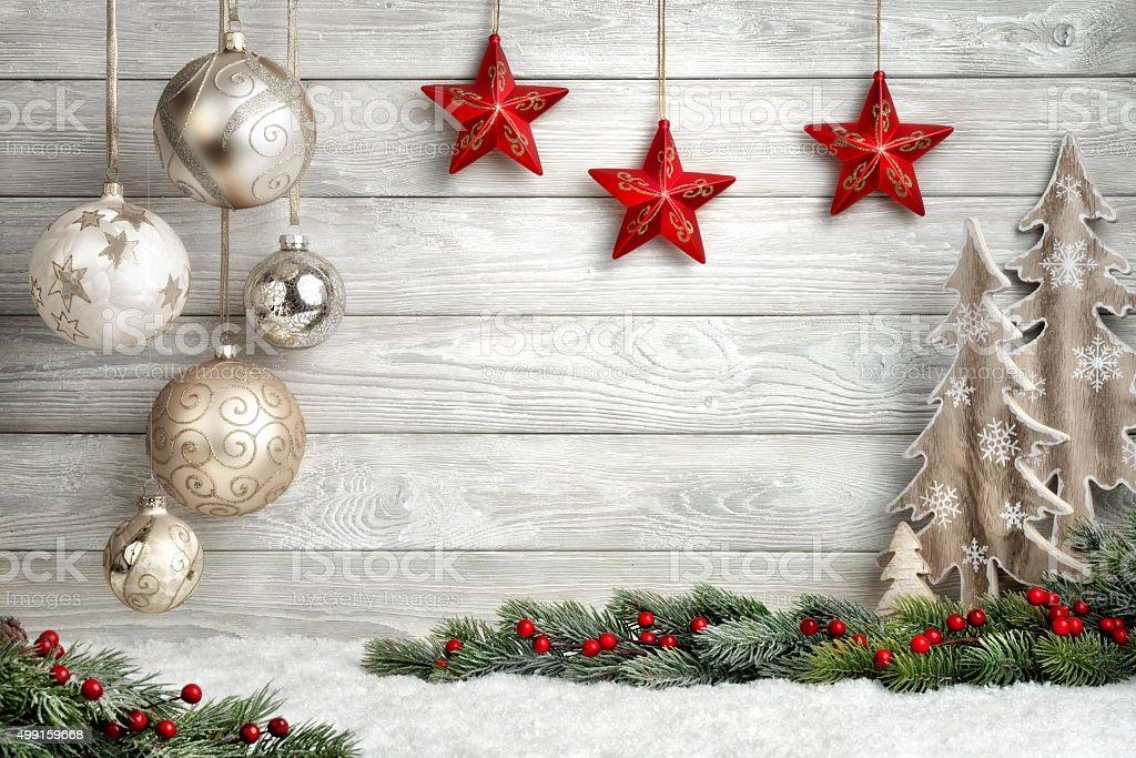 Classy Christmas Backgrounds Santa