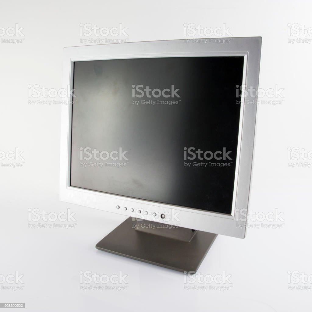 Tv Flat Screen Lcd Plasma Tv Mock Up Black Hd Monitor Mockup Modern