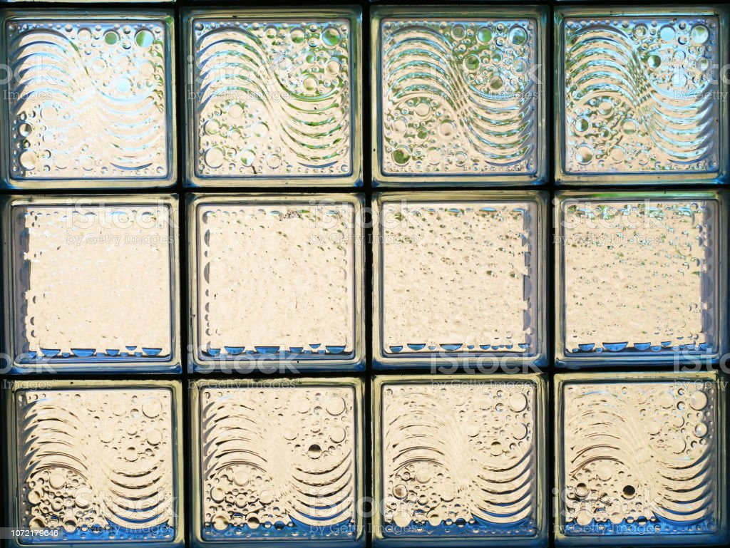 frosted glass tile window stock photo download image now istock