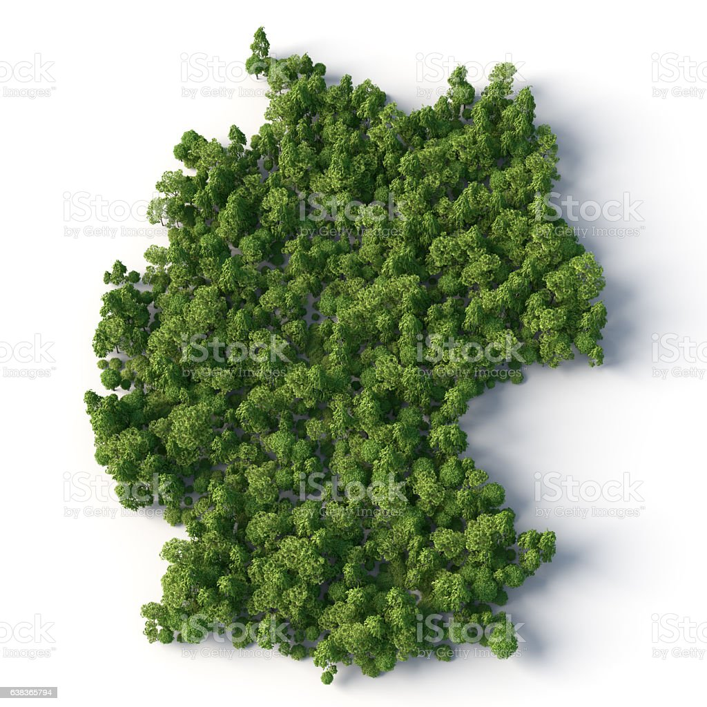In brazil, this has been the case since at least the 1970s: Germany Forest Map Foton Och Fler Bilder Pa Tyskland Istock
