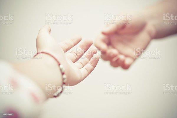Give Me Your Hand Stock Photo - Download Image Now - iStock