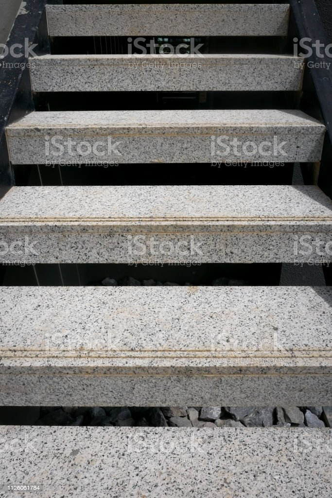Granite Stairs Steps Background Construction Detail Stock Photo   Staircase Steps Granite Design   Italian Marble Step   Elegant   Balcony   Moulding   Small House