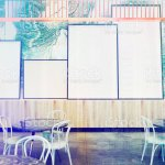 Green Marble Wall Restaurant Poster Gallery Toned Stock Photo Download Image Now Istock