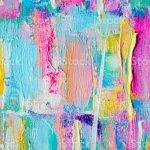 Handgemalte Acrylmalerei Abstrakte Kunst Hintergrund Acrylmalerei Auf Leinwand Farbtextur Fragment Des Kunstwerks Pinselstriche Farbe Moderne Kunst Zeitgenossische Kunst Bunte Leinwand Nahaufnahme Stockfoto Und Mehr Bilder Von Abstrakt Istock