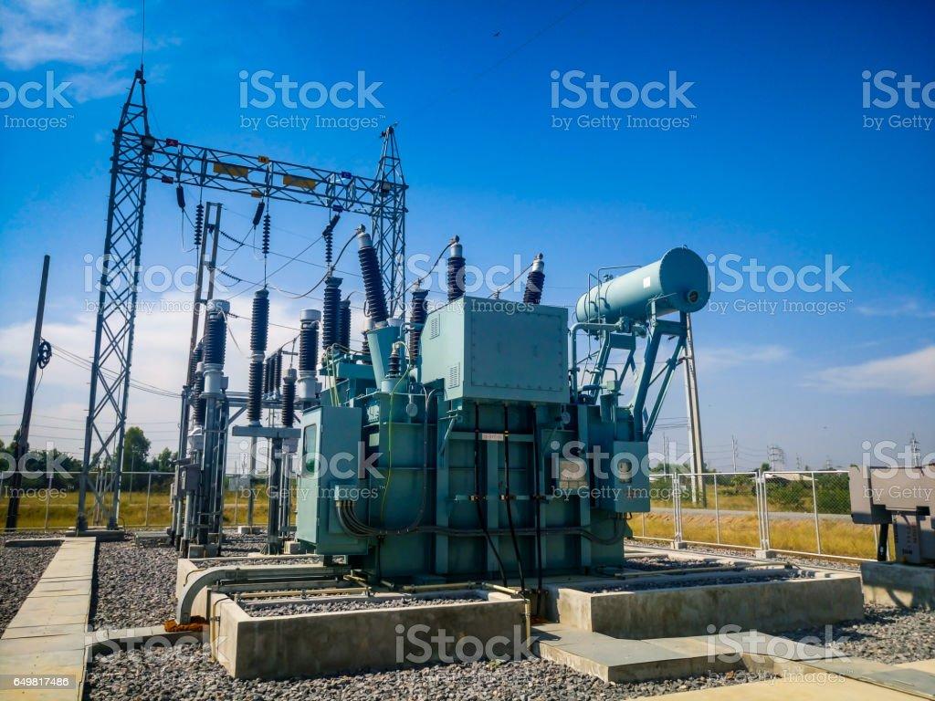 Top 60 High Voltage Transformer Stock Photos, Pictures ...