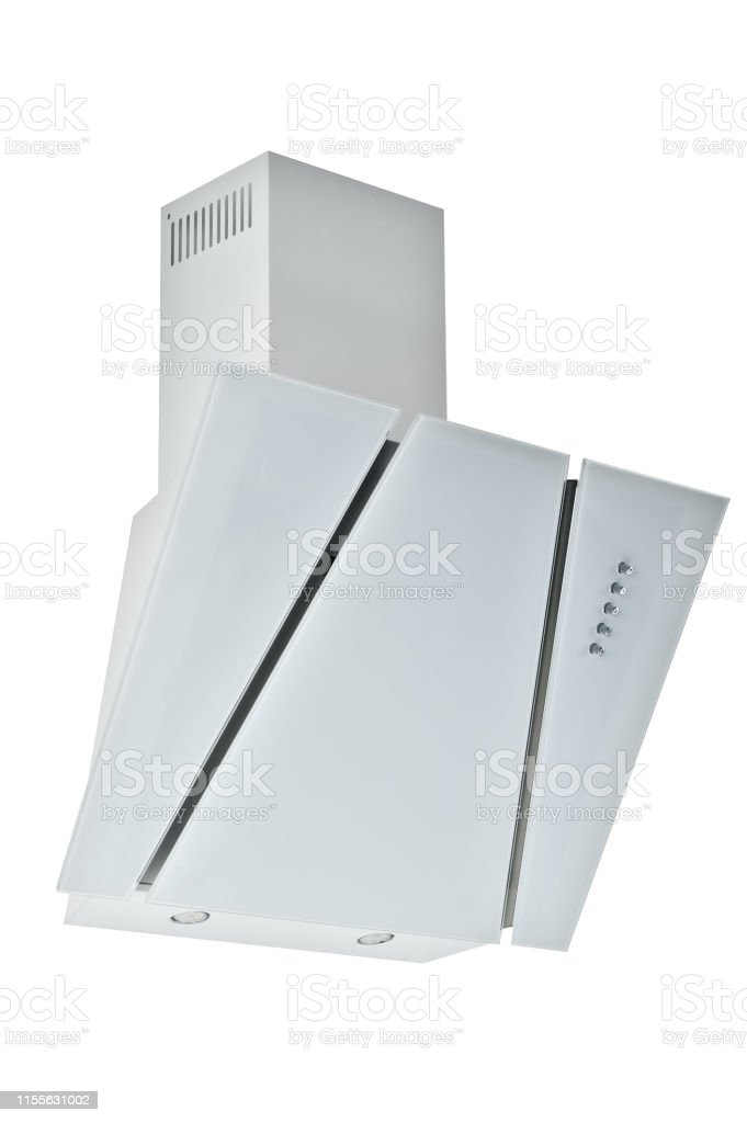 https www istockphoto com photo kitchen hood with air filter controls isolated on white gm1155631002 314673569