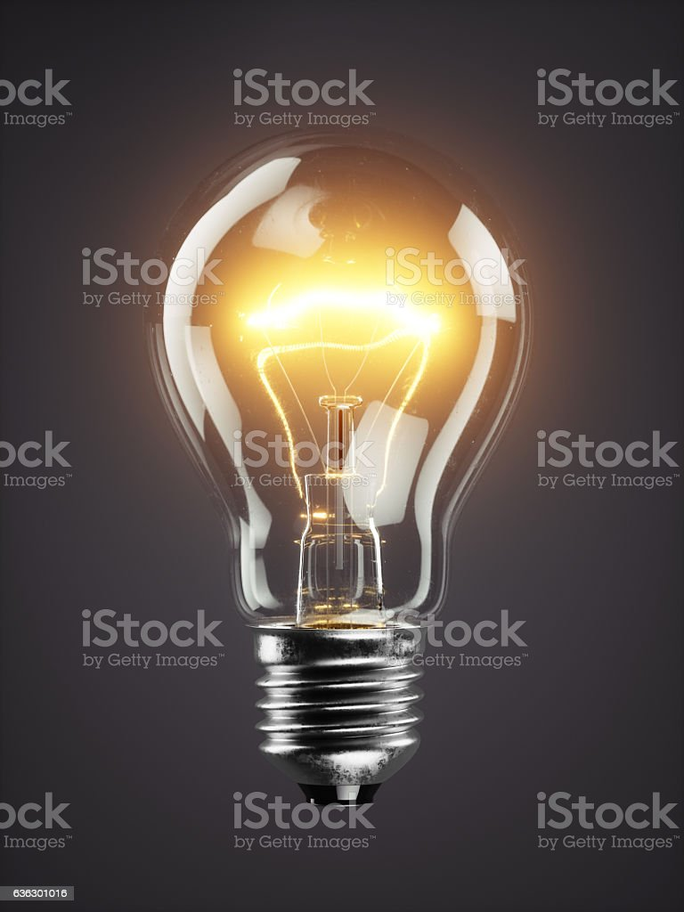 Light Bulb Stock Photos, Pictures & Royalty-Free Images ... on Sconces No Electric Power id=18100