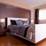 Modern Contemporary Apartment Bedroom Interior Design After Bamboo Floors Renovation Stock Photo Download Image Now Istock