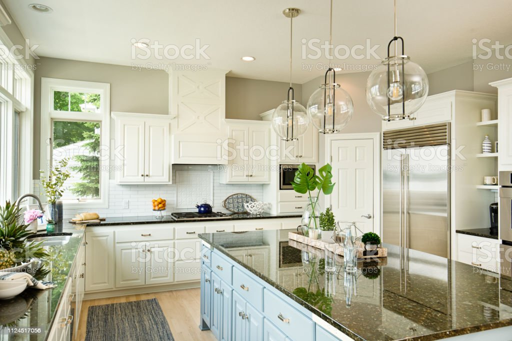 Modern Kitchen Design With Open Concept And Bar Counter ... on Modern:egvna1Wjfco= Kitchen Counter Decor  id=78510