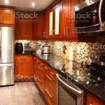 Modern Luxury Kitchen Interior Stock Photo Download Image Now Istock