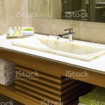 Modern Marble Wash Hand Basin Stock Photo Download Image Now Istock