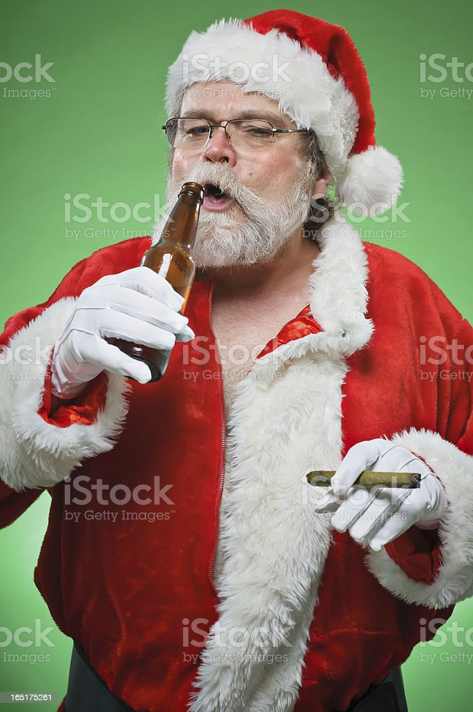 Royalty Free Naughty Santa Claus Pictures, Images and ...