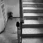 Perspective Up And Down Stairs Granite Stock Photo Download Image Now Istock