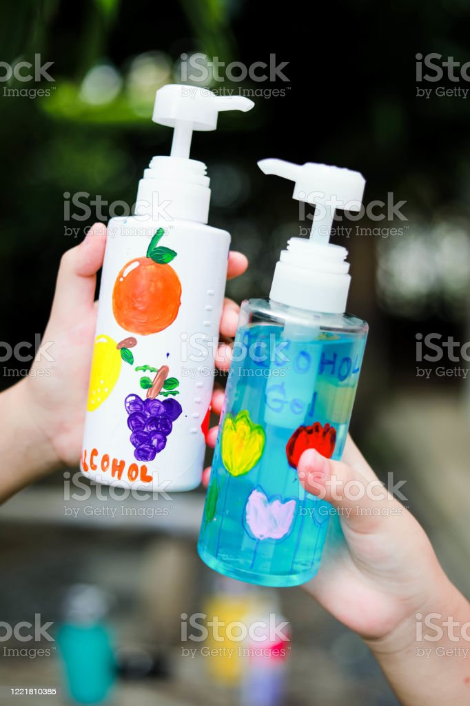 Crafts help kids show their creative side. Diy Plastic Bottle Craft For Kids Crafts With Kids Stock Photo Download Image Now Istock