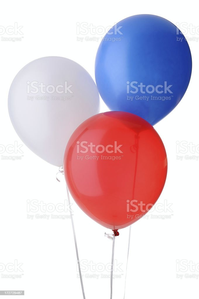 Royalty Free Red White And Blue Balloons Pictures Images