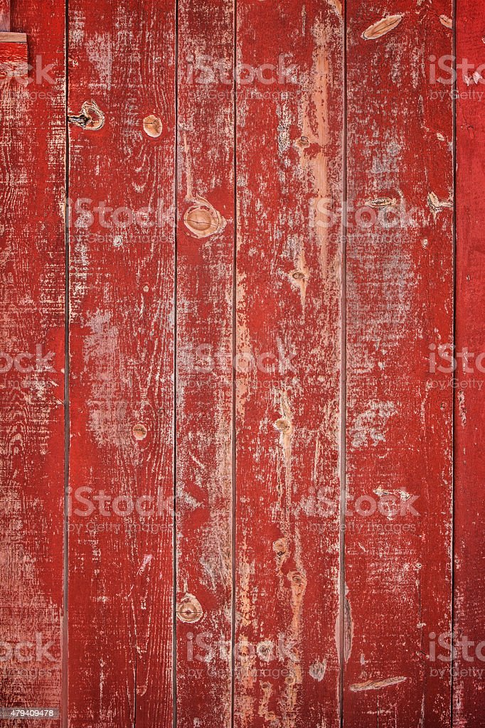 White Barn Red Farm And