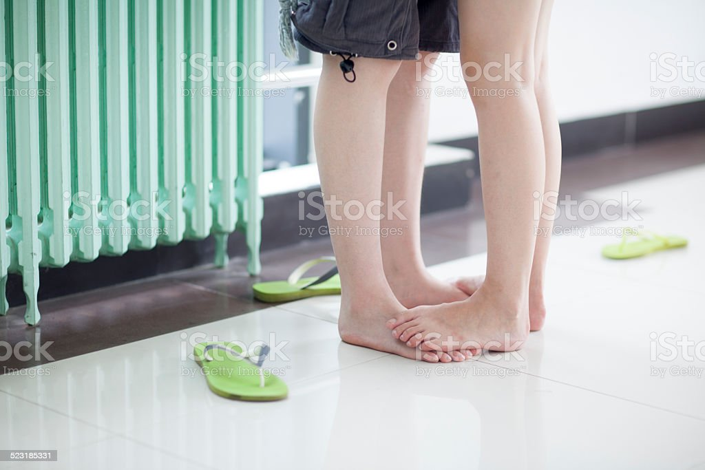 Best Lesbian Feet Stock Photos, Pictures & Royalty-Free ...
