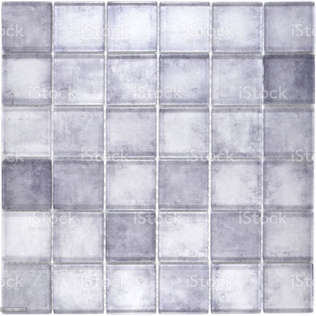 seamless grey blue glass mosaic tile texture for bath and kitchen wall stock photo download image now istock