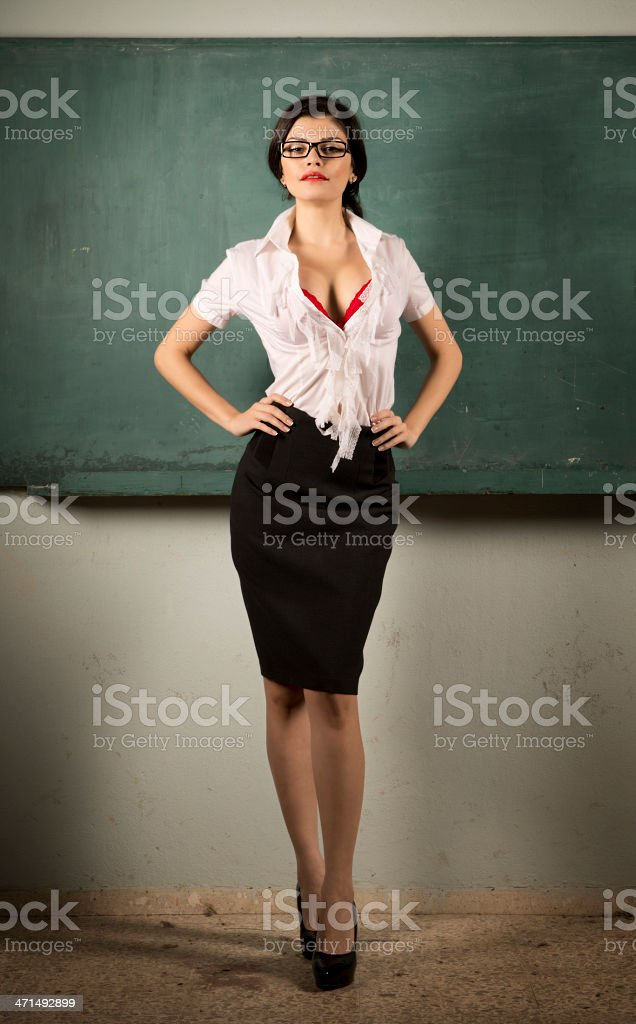 Best Sexy Female Teacher Stock Photos, Pictures & Royalty ...