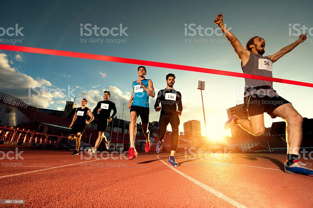 Best Finish Line Stock Photos, Pictures & Royalty-Free ...