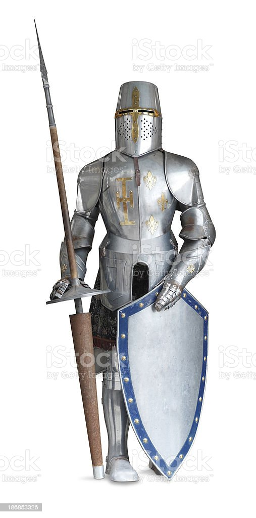 Suit Of Armor Stock Photo - Download Image Now - iStock