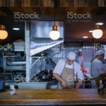 Teamwork In The Kitchen Of The Highend Restaurant Stock Photo Download Image Now Istock