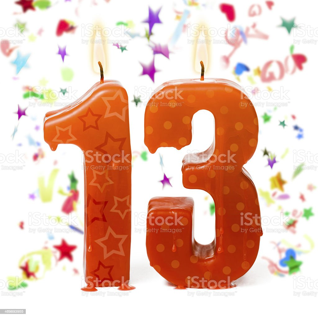 Best Number 13 Stock Photos, Pictures & Royalty-Free ...