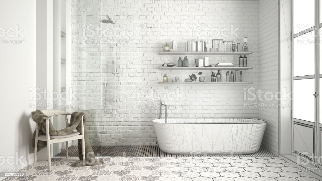 86 modern shower tile ideas drawings stock photos pictures royalty free images
