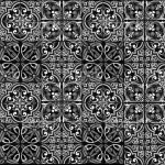 Vintage Ceramic Tiles Wall Decoration Turkish Ceramic Tiles Wall Background Stock Photo More Pictures Of Abstract Istock