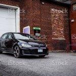 Volkswagen Golf Gti Mk7 Stock Photo Download Image Now Istock
