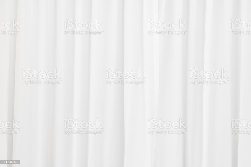 white fabric texture background crumpled of curtains material stock photo download image now istock
