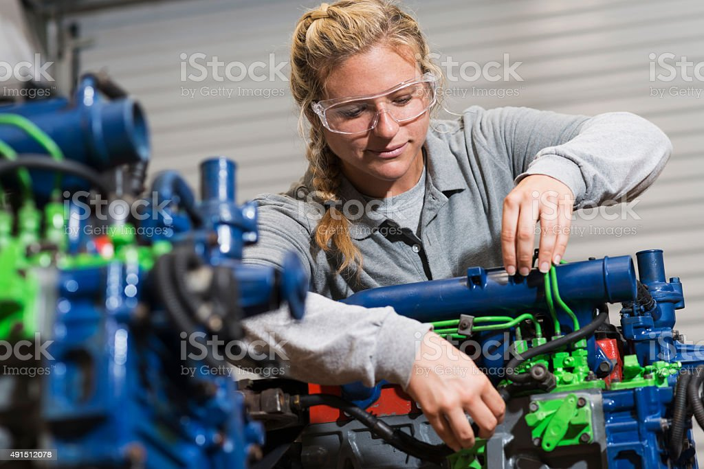 Diesel Mechanic Stock Photos, Pictures & Royalty-Free ...