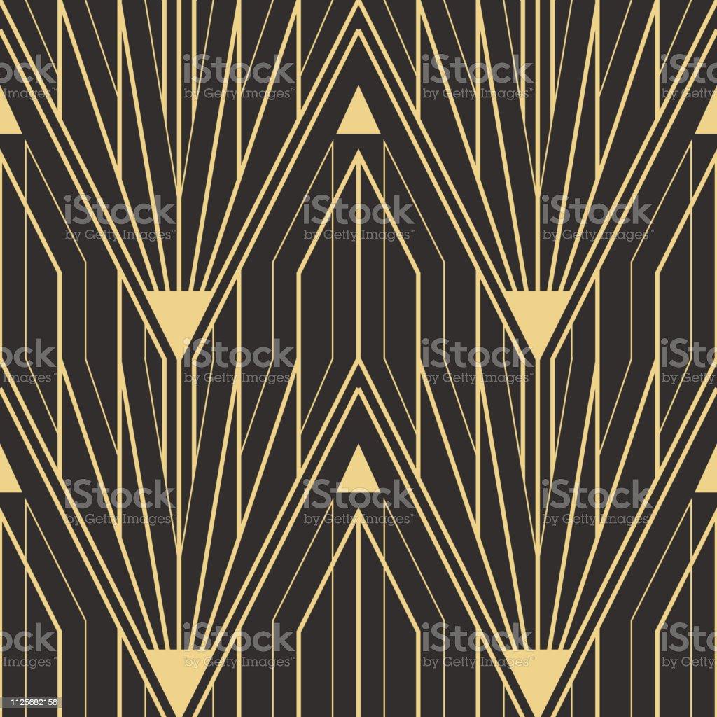https www istockphoto com vector abstract art deco seamless modern tiles pattern gm1125682156 296035691