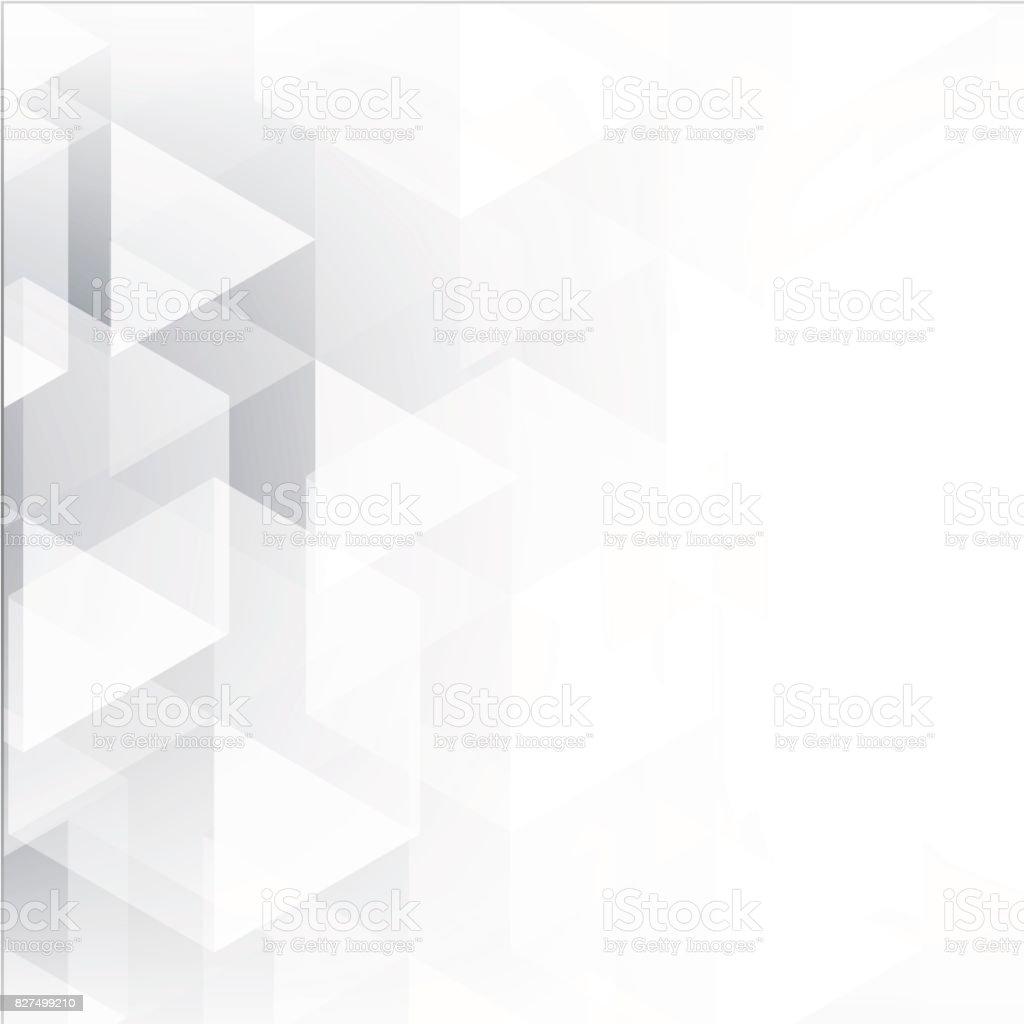 Texture Abstrait Geometrique Blanc Et Gris Avec La Conception Moderne De Lespace Sur Fond Gris Clair Illustration Vectorielle Vecteurs Libres De Droits Et Plus D Images Vectorielles De Abstrait Istock