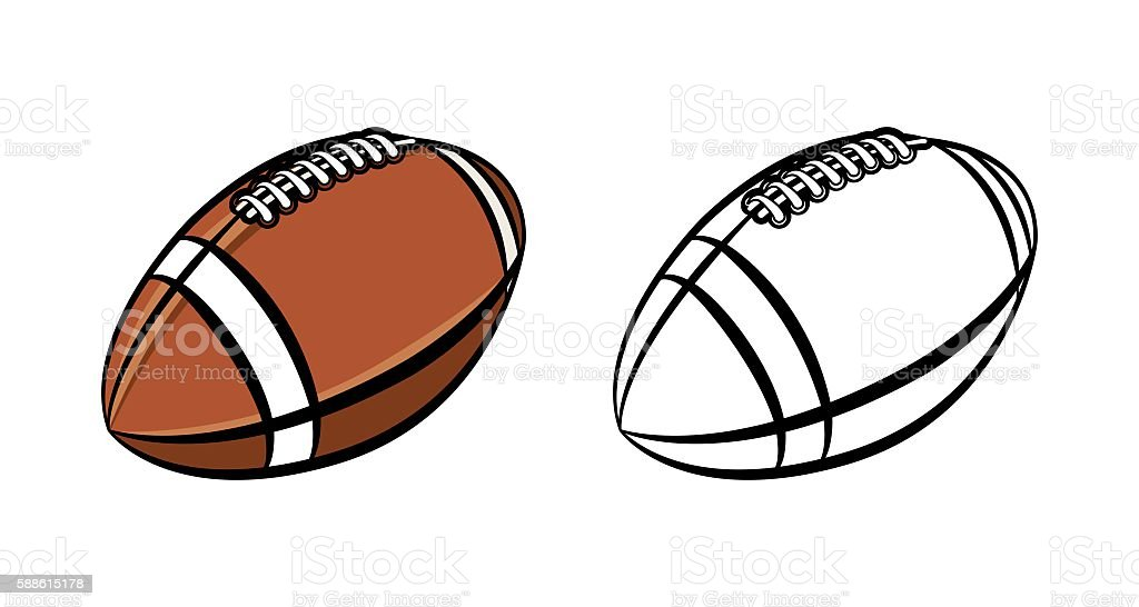American football outline vector images free vector for free. Free Outline American Football Psd And Vectors Ai Svg Eps