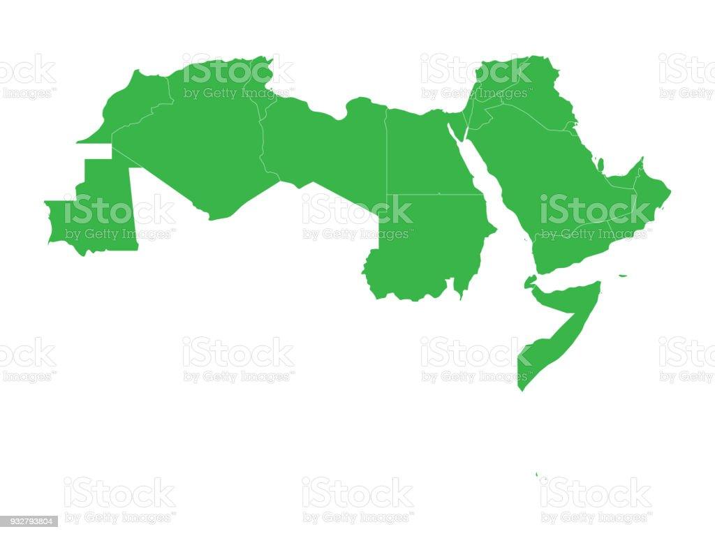 Advertisement africa political map blank Full