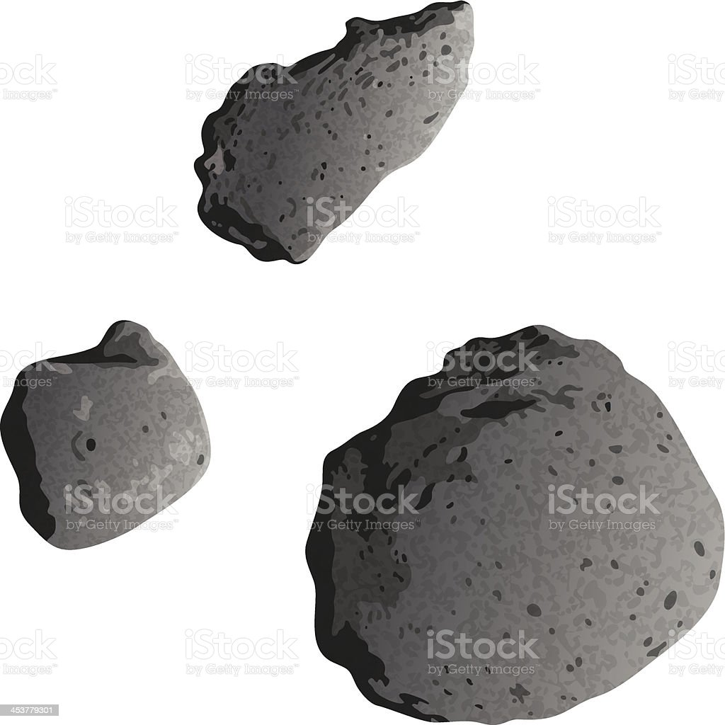 Top 60 Asteroid Clip Art Vector Graphics and