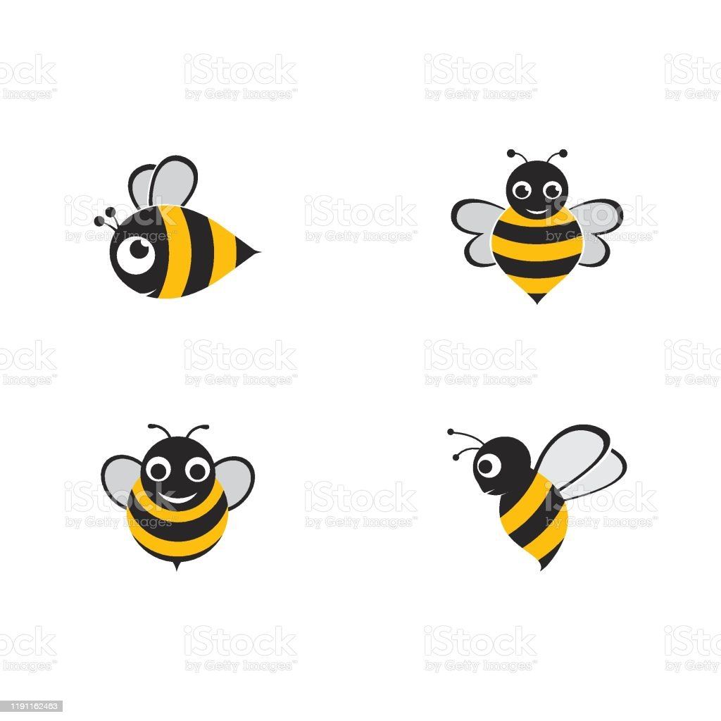 Suggest the templates you need to the bee team. Bee Template Vector Icon Illustration Stock Illustration Download Image Now Istock