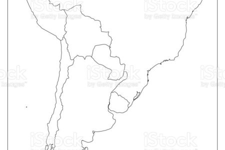 blank outline map of south america » Full HD MAPS Locations ...