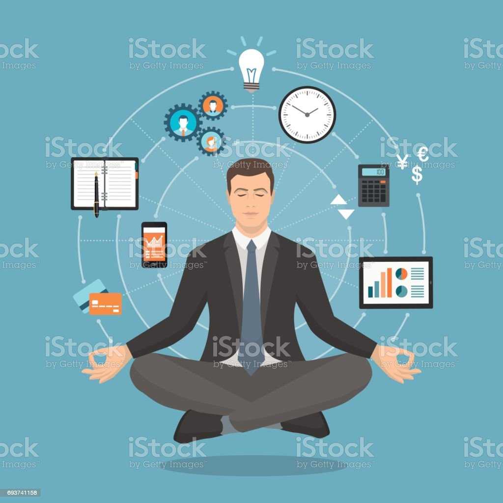Best Work Life Balance Illustrations, Royalty-Free Vector ...
