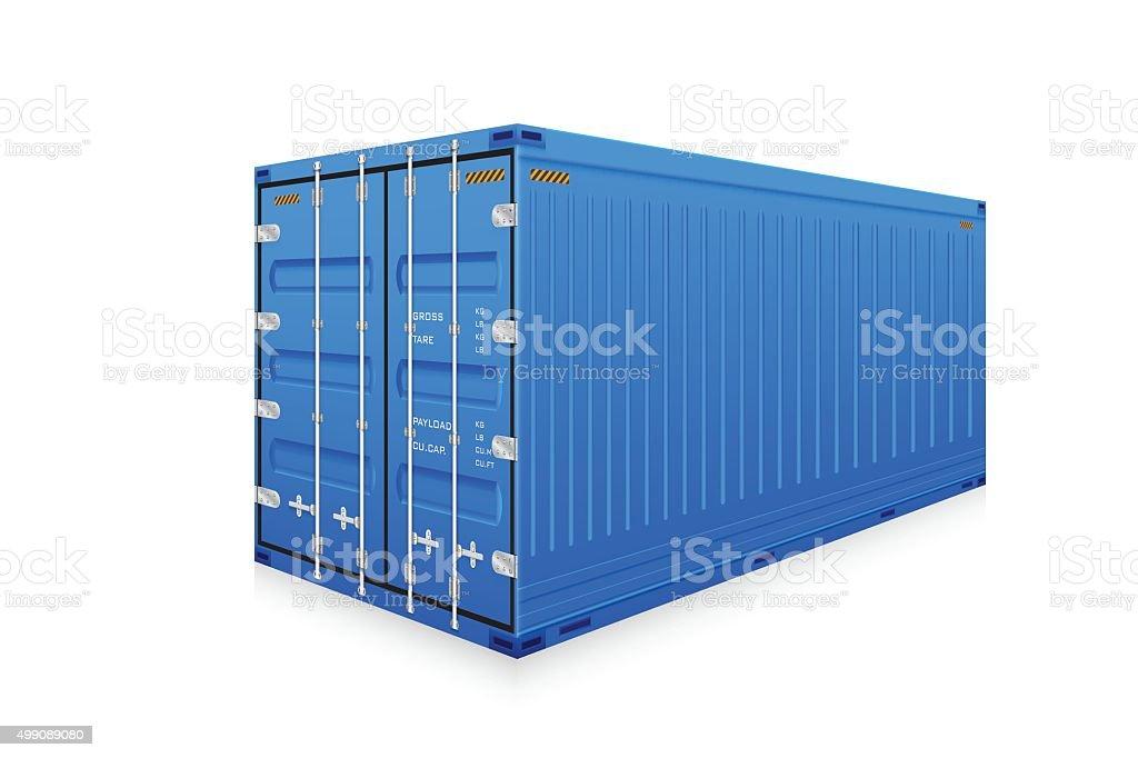 Clip Container Art Aluminum Storage
