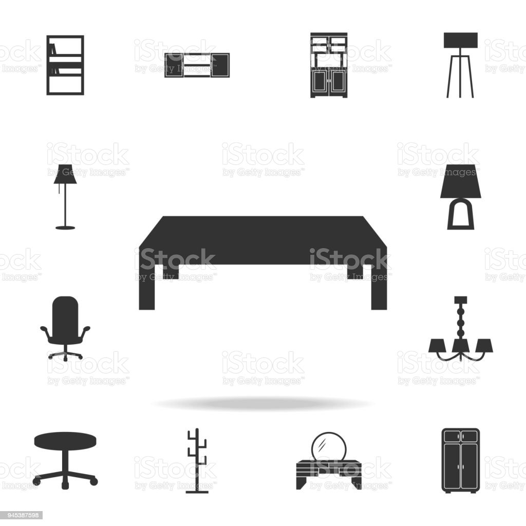 https www istockphoto com vector coffee table icon detailed set of furniture icons premium quality graphic design one gm945387598 258214777