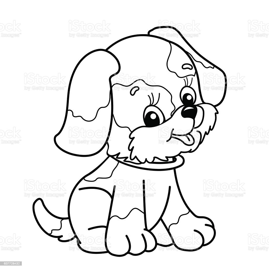 Husky Coloring Pages Only