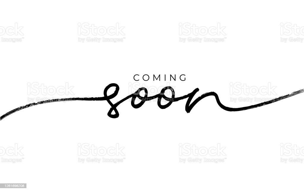 36 coming soon logo poster vector illustrations clip art istock