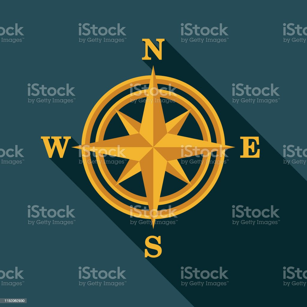 North East West South Symbol Illustrations, Royalty-Free ... on ( ̄︶ ̄)↗  id=69184