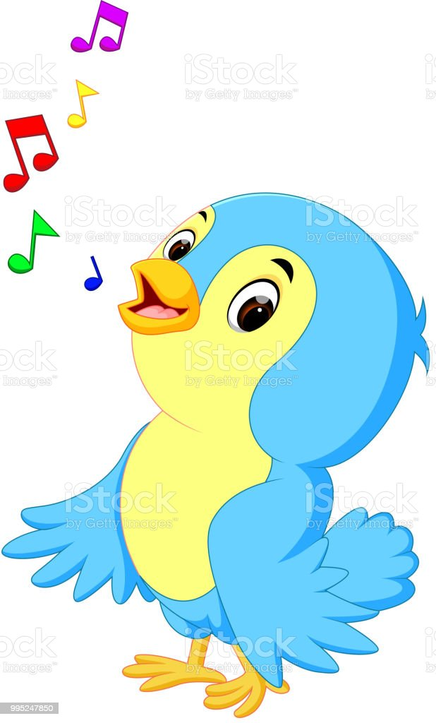 可愛的小鳥卡通 向量插圖及更多 互聯網 圖片 | iStock