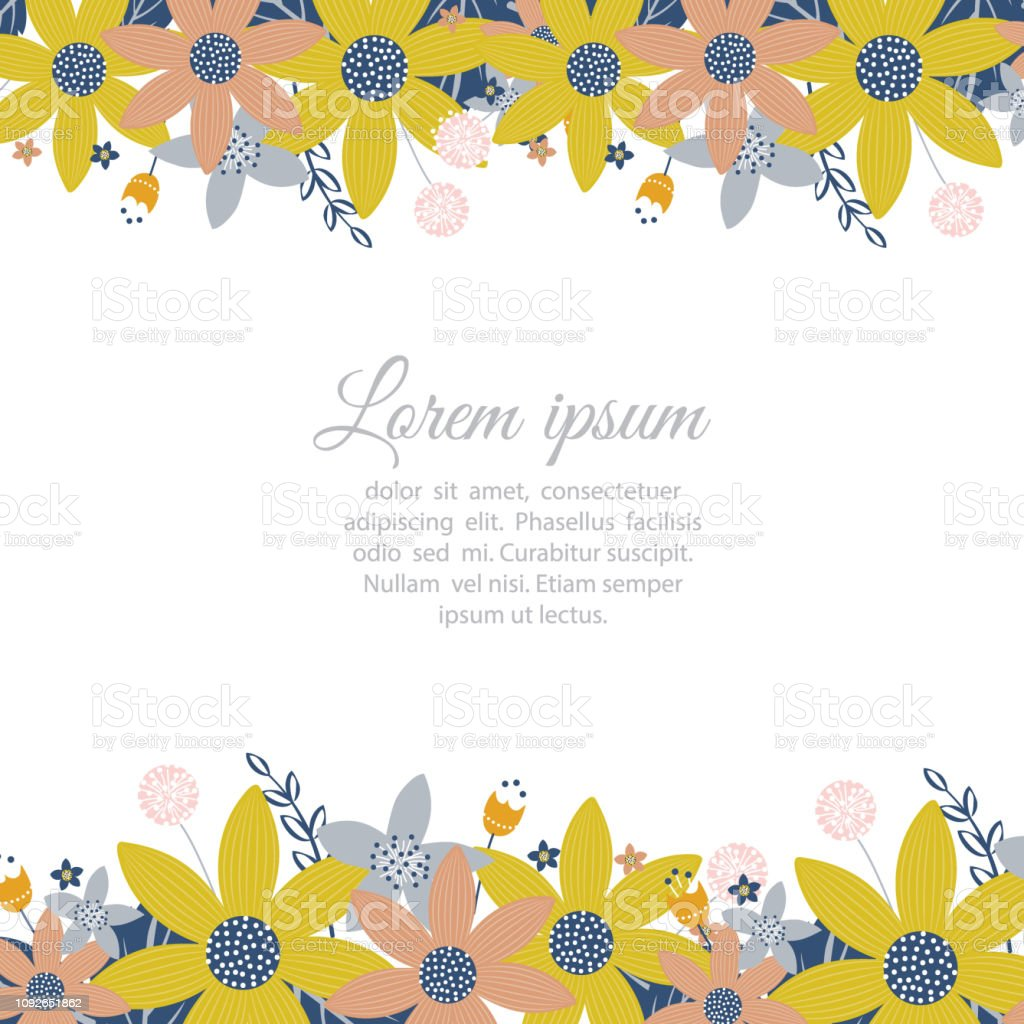 By alyssa bird photography by björn walla. Floral Invitation Template Free Printable Free Invitation Template For A Birthday Party Wedding Bridal Shower Baby Shower Flower Invitation Templates Stock Illustration Download Image Now Istock