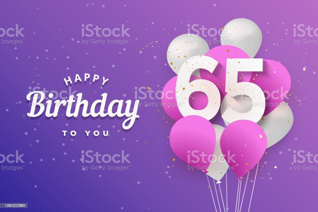 38 65th birthday invitation background illustrations clip art istock