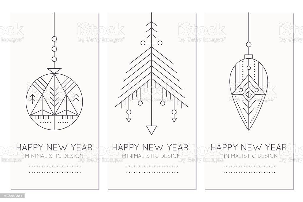 Free Happy New Year Photo Cards Template – Merry Christmas And Happy ...